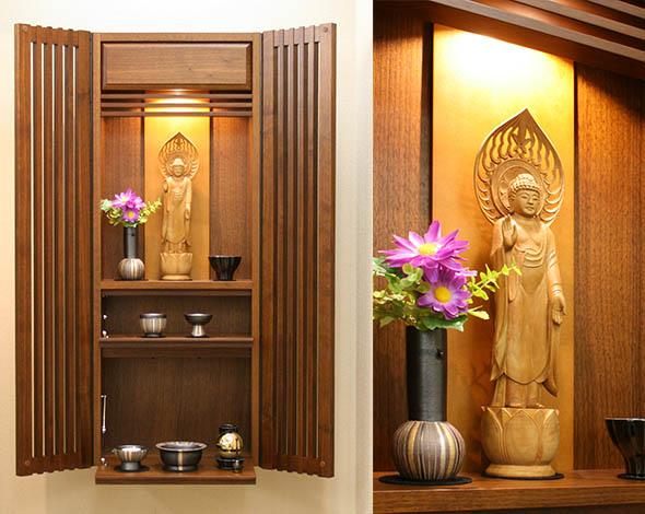 壁掛け仏壇離宮2293