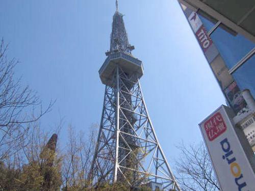 テレビ塔とメモリア
