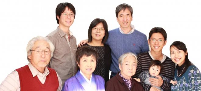 家族5世代