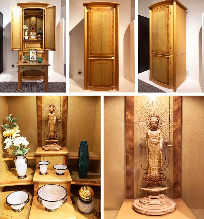 仏壇仏具の写真